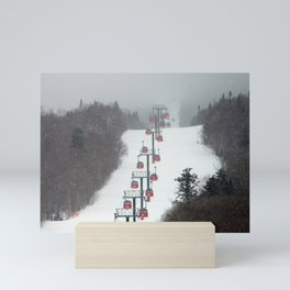 Gondolas Mini Art Print