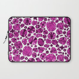 Barca Dots Pattern pink Laptop Sleeve