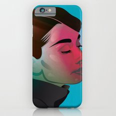 Classy- Audrey Hepburn iPhone 6s Slim Case