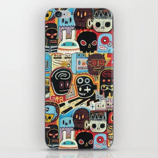 ZOMBISKA iPhone & iPod Skin