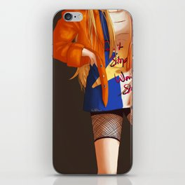 Minako iPhone Skin