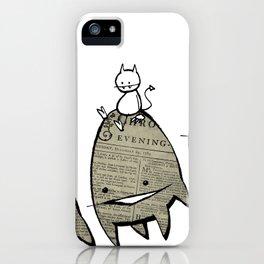 minima - joy ride iPhone Case
