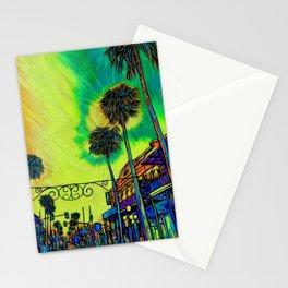 Ybor City Stationery Cards