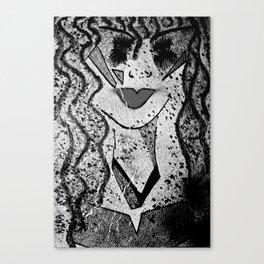 Miss Manifestor Canvas Print