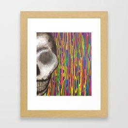 Infierno Framed Art Print
