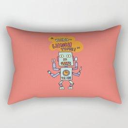 lunch time~ Rectangular Pillow