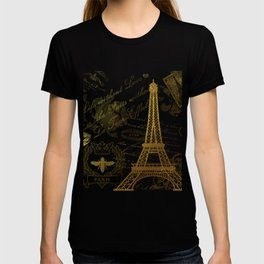 La Tour Eiffel T-shirt