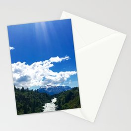 Scenic Mountain Stationery Cards