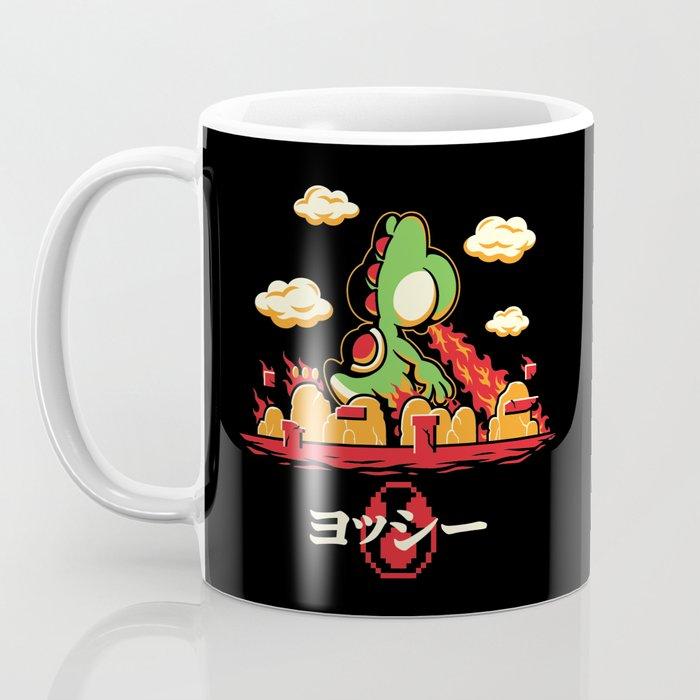 Yoshzilla Coffee Mug