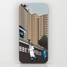 Ther Used to be a Ballpark Here iPhone & iPod Skin