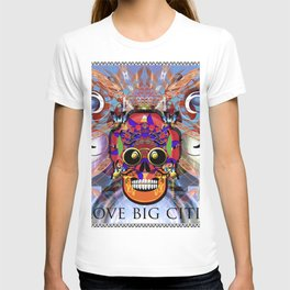I love big cities T-shirt