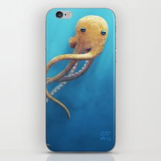 Quatropus - Drifter iPhone & iPod Skin