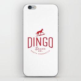 Dingo Flour iPhone Skin