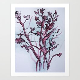 Watercolor IV Art Print