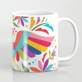Mexican Otomí Circle Design Coffee Mug