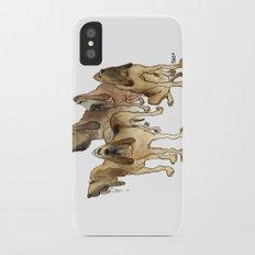Hounds Slim Case iPhone X