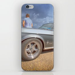 MUSTANG 302 iPhone Skin
