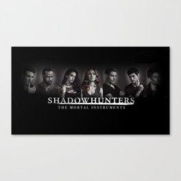 Shadowhunters Canvas Print