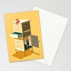 Misunderstandings Stationery Cards