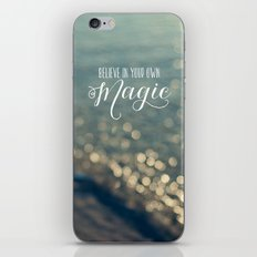 Magic #2 iPhone & iPod Skin