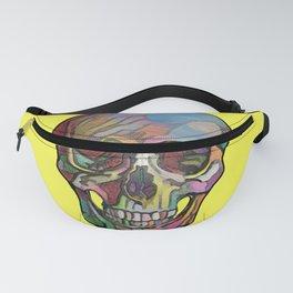 The Happy Skull (Yelow) Fanny Pack