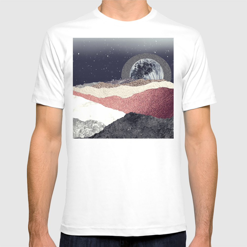 On Another Planet T-shirt by Ioannavg TSR8611549