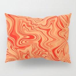 Magma Liquid Agate Pillow Sham