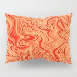 Magma Liquid Agate Pillow Sham