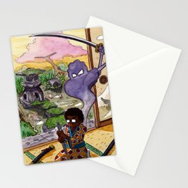 Banzaï Stationery Cards