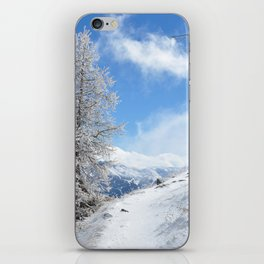 The Untraveled Path iPhone Skin
