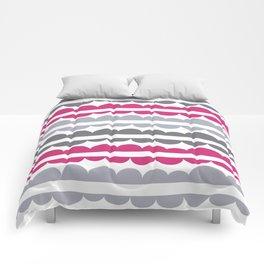 Mordidas Pink Yarrow Comforters