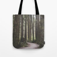 vancouver Tote Bags featuring Vancouver by Tasha Marie