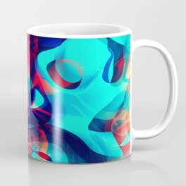 Vivid Abstraction II Coffee Mug