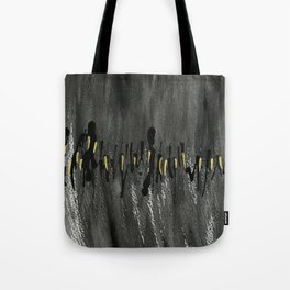 at this hour Tote Bag