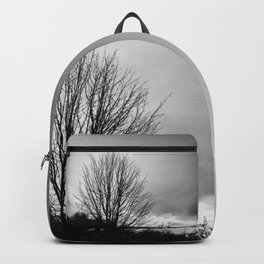 Deadly monochromatic tree Backpack
