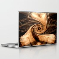predator Laptop & iPad Skins featuring Predator Fantasy by  Agostino Lo Coco