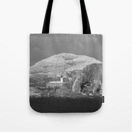 Bass Rock, Scotland Tote Bag