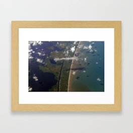 Earth: So Beautiful Framed Art Print