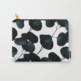 Dark Leaves #society6 #artforsale Carry-All Pouch