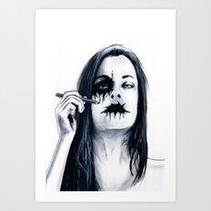 Arson Art Print