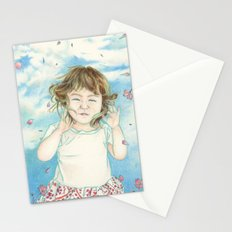 Spring Gust Stationery Cards