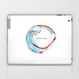 AbbraccioMi // Hugging Myself Laptop & iPad Skin