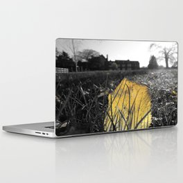 Golden Leaf  Laptop & iPad Skin
