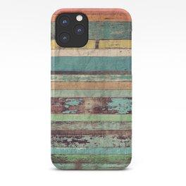 Wooden Vintage iPhone Case