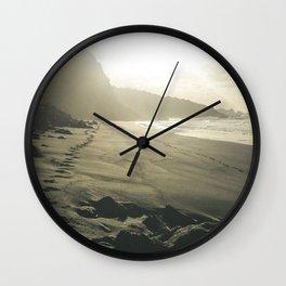 Beach Way Wall Clock