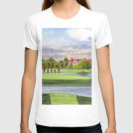 East Lake Golf Course Atlanta GA 15th Hole T-shirt