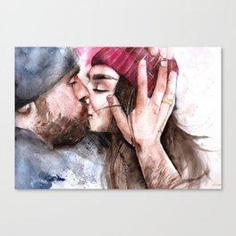 Feellings Canvas Print