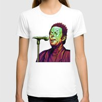 tom waits T-shirts featuring Waits by Mark Matlock
