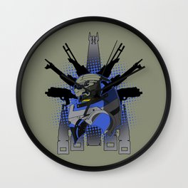 The Great Calibrator Wall Clock