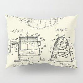 Coffee Roaster-1923 Pillow Sham